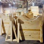 Cunas de madera